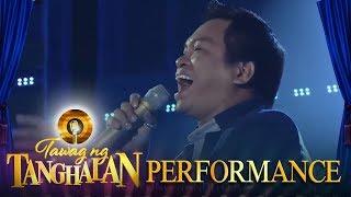 Tawag ng Tanghalan: Ato Arman | Ngayong Nandito Ka (Day 1 Semifinals)