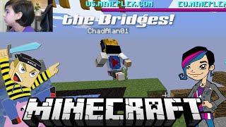 getlinkyoutube.com-Minecraft Monday EP58 - Bridges GamePlay with Gamer Chad Alan on Mineplex
