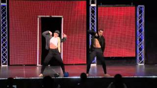 getlinkyoutube.com-Myles Erlick, Devon Brown   The Awards   Canadian Dance Company   2015 Showstopper East Coast Finals