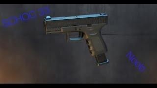 Modern combat 4: especial de armas - SCHOC 33 - IPAD AIR