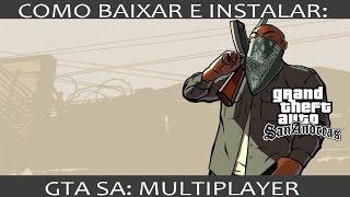 getlinkyoutube.com-Como baixar e instalar GTA San Andreas Multiplayer 2016