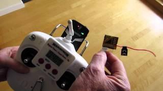 getlinkyoutube.com-Quanum Low Battery Alarm for RC craft, planes, drones etc