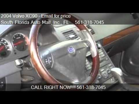2004 Volvo XC90 T6 AWD for sale in Lantana, FL 33462 at Sout