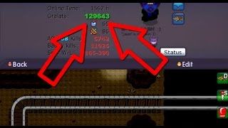 How to get 120000 Free Gralats on GraalOnline Classic - 2017 - 2018(UNPATCHED)
