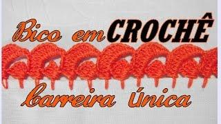 getlinkyoutube.com-BICO EM CROCHÊ CARREIRA ÚNICA
