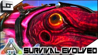 getlinkyoutube.com-ALPHA TUSOTEUTHIS TAMING! Modded ARK: Extinction Core E26 ( Ark Survival Evolved Gameplay )