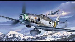 getlinkyoutube.com-Revell 1/32 Messerschmitt Bf 109G6 late-video build