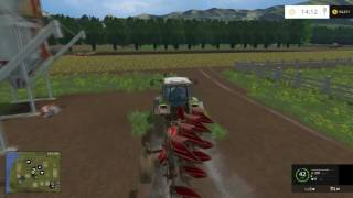getlinkyoutube.com-Farm Sim Saturday  working as a team