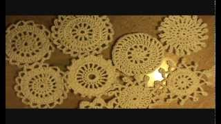 getlinkyoutube.com-No Pattern - Quick and Easy Doilies