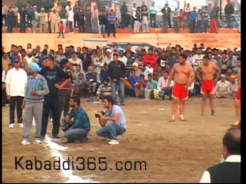 Bara Pind (Jalandhar) Kabaddi Tournament 20 Feb 2013 Part 5