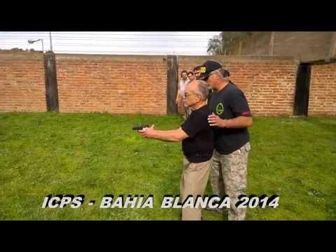 Curso básico de tiro instintivo israelí en Bahía Blanca