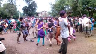 Ashte dahanu tarpa dance