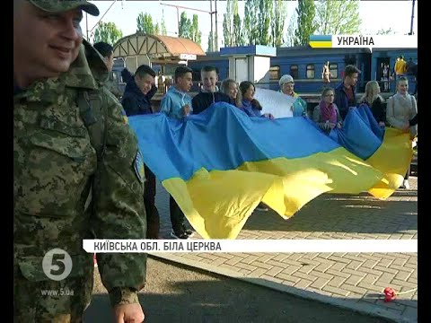Бойцы 72-й бригады вернулись домой после 15 месяцев на передовой.