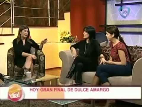 Scarlet Ortiz habla sobre el gran final de Dulce Amargo