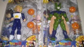 getlinkyoutube.com-Review de 2 Bonecos do Dragon Ball Z