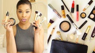 getlinkyoutube.com-MAKEUP STARTER KIT | Foundation, Concealer, Eye Makeup & More! | MAKEUP