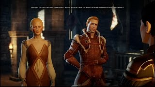 "getlinkyoutube.com-Dragon Age: Inquisition- SPOILER ""Meeting King Alistar and Queen Anora"""