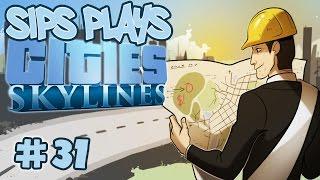 getlinkyoutube.com-Satansville Reloaded (Sips Plays Cities: Skylines - Part 31)