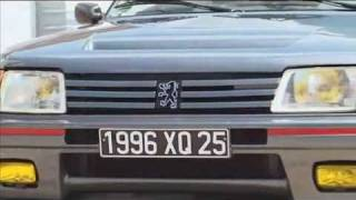 getlinkyoutube.com-Peugeot 205 Turbo 16 Série 200