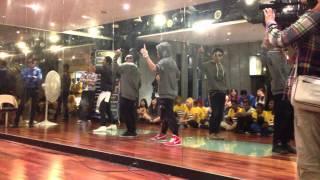 Lollipop CZ Cover BIGBANG In Studio Korea