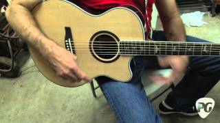 getlinkyoutube.com-Experience PRS '11 - SE Angelus Acoustic Demo