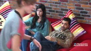 getlinkyoutube.com-شانتال جعجع و محمد عباس يقودان حملة تغيير ديكور في الأكاديمية- ستار اكاديمي 11- 11/11/2015