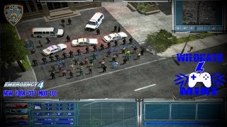 getlinkyoutube.com-CRIME WAVE!  (Emergency 4 NYC mod v1.01)