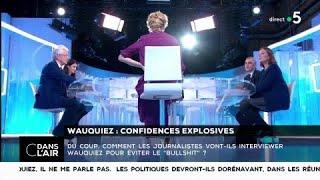 Wauquiez : confidences explosives - Les questions SMS #cdanslair 19.02.2018