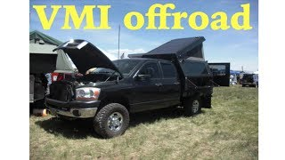 getlinkyoutube.com-VMI offroad TOUGH camper top: Overland Expo