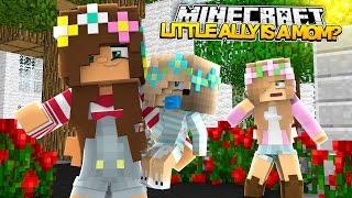 getlinkyoutube.com-Minecraft Little Kelly : LITTLE ALLY HAS A BABY?! (Roleplay)