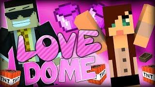 getlinkyoutube.com-I GOT ASHLEY MARIEE - NEW Minecraft LOVE Battle dome 1.7 w/ FRIENDS