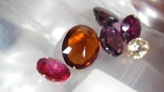 getlinkyoutube.com-Chandos Lake Garnet Fissure - Rocks and Minerals, Collecting in Bancroft, Ontario