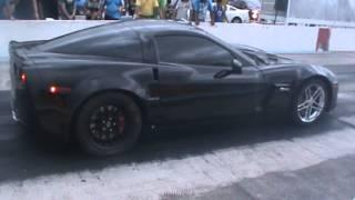 getlinkyoutube.com-Corvette de Carlos Negron Problemas con los Cauchos Slick