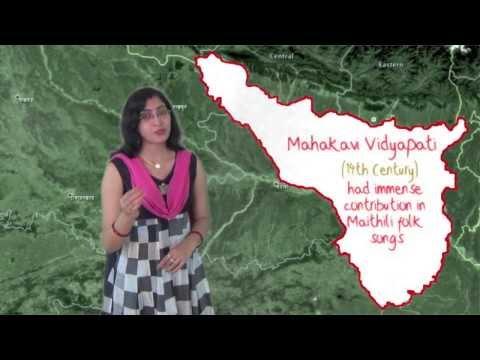 [Maithili Vidyapati Song] Goura Tor Angana