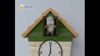 getlinkyoutube.com-MamyPoko Pants Cuckoo Clock Television Commercial (English)