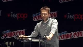getlinkyoutube.com-2016 New York City Comic Con Walking Dead Panel