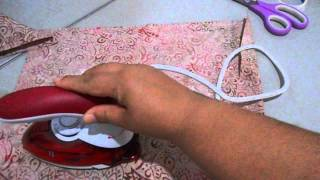 getlinkyoutube.com-Passo a Passo: Capa para almofada - com costura e sem costura!