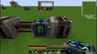getlinkyoutube.com-Tekkit Builds-Blaze Rod EMC Generator