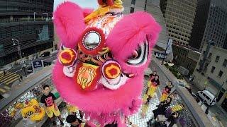 GoPro: Lion Dance in San Francisco's Chinatown