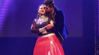 Rani Chatterjee Ravi Kishan Bhojpuri Stage Show Full HD Bhojpuri Video  Bifa Awards 2015