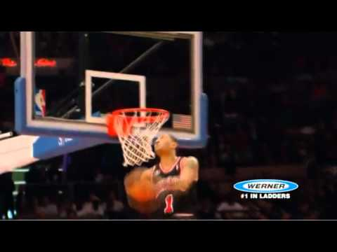 2013 Chicago Bulls - Derrick Rose Unleashed