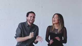 getlinkyoutube.com-Like I'm Gonna Lose You - Us The Duo (Cover of Meghan Trainor ft. John Legend)