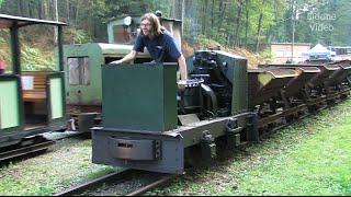 getlinkyoutube.com-Feldbahn-Museum Herrenleite -1/2- die Züge - Light Railway Trains
