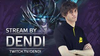 getlinkyoutube.com-Dota 2 Stream: Na`Vi Dendi playing Phantom Assassin (Gameplay & Commentary)