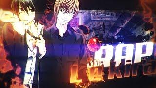 getlinkyoutube.com-Rap do L & Kira (Death Note) | ft N3