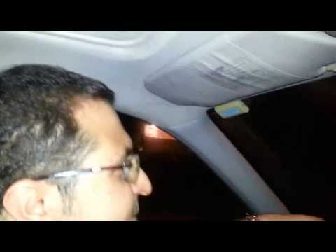 Best Persian voice. Iranian Singer sings in the car!