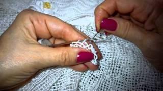 getlinkyoutube.com-vestido de crochê com renda turca - p2