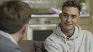 getlinkyoutube.com-'My mental health is a positive part of me'   Owen Jones meets Olly Alexander