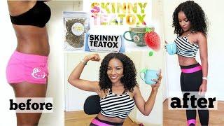 getlinkyoutube.com-My 14-Day Detox Results w/ Skinny Teatox│TheBrilliantBeauty