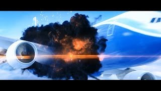 getlinkyoutube.com-Jet Strike Element 3D Test - Video Copilot - VFX Breakdown